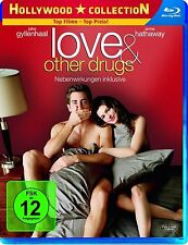 LOVE & OTHER DRUGS (Jake Gyllenhaal, Anne Hathaway) Blu-ray Disc NEU+OVP