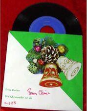Single Erna Carise: Die Christnacht ist da (signiert) 2