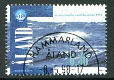 Aland Island Stamp Scott #146 Int'l Year of the Ocean 1998