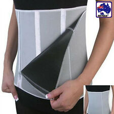Unisex Slimming Belt Extra Large Size Burn Fat Weight Loss Body Shaper OWAIS5552