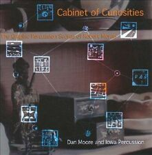 Moore; Iowa Percussion-Cabinet Of Curiosities: The Gr CD NEW