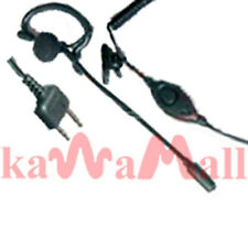 Ear Headset Boom Mic for Midland LXT GXT-550 GMRS Radio