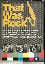 THAT WAS ROCK - 1964 AND 1965 TV SHOWS - BRAND NEW DVD - FREE UK POST