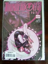 Marvel Comic's Thunderbolts: Breaking Point One Shot (Mint)