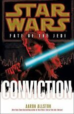 Star Wars: Fate of the Jedi: Conviction, Aaron Allston, Good Condition, Book