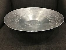 Wilson Specialities Co Inc Hand Wrought Aluminum Bowl