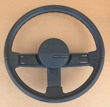 1984 1986 CAMARO BERLINETTA STEERING WHEEL W/ CRUISE CONTROL VERY GOOD