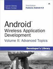 Android Wireless Application Development Volume II: Advanced Topics (3-ExLibrary