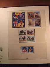 US Stamp Old Album Page Scott# 2785 and Etc. 1993 MNH C187