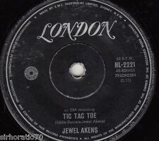 JEWEL AKENS The Birds And The Bees 45