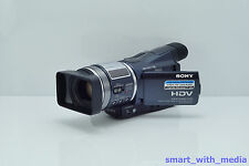 SONY HDR-HC1E CAMCORDER HD HIGH DEFINITION MINI DV DIGITAL TAPE HDV VIDEO CAMERA
