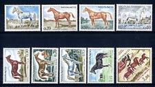 MONACO - 1970 - Cavalli di razza - MNH
