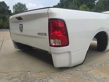 Dodge Ram Longbed 8' Long truck bed Heavy Duty 1500 2500 3500 New Take Off White