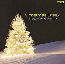 Christmas Break: A Relaxing Classical Mix, New Music