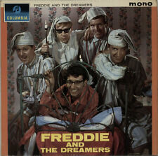 FREDDIE & THE DREAMERS - Freddie & The Dreamers -1963 UK 14-track mono vinyl LP