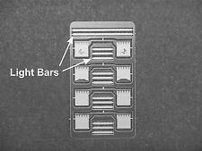 N Scale Mud Flaps & Light Bars for Trucks (Photo-Etch)- Showcase Miniatures (57)