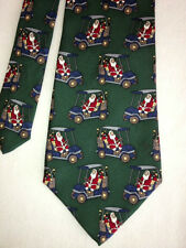 SANTA CLAUS NECKTIE by CHRISTOPHER HAYES  #12224