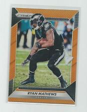 2016  Prizm  RYAN MATHEWS   Orange Prizm  013/299