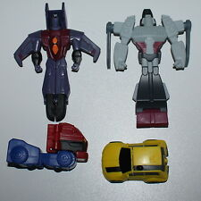McDonald's MC DONALD'S HAPPY MEAL - 2009 Transformers Animated Serie Completa
