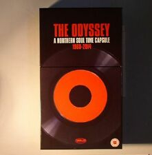 VARIOUS - The Odyssey: A Northern Soul Time Capsule 1968-2014 - CD (CD box)