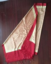 Thailand very Fine Ikat Silk Weaving Vintage Asian