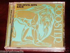 Atomic Rooster: The Devil Hits Back CD 2008 Bonus Tracks Remaster Abstract NEW