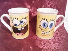 2 - Spongebob Squarepants Mugs Viacom 2012 in GUC