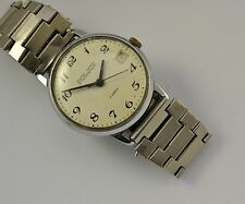 VINTAGE POLJOT SOVIET USSR MECHANICAL WRISTWATCH  17Jewels.