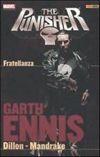 The Punisher: Fratellanza Garth Ennis Collection Marvel Panini Comics. (MA10)