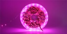 5M 16.4ft 12v SMD Hot Pink 5050 IP20 300LED Flexible Tape Strip Light Design DIY