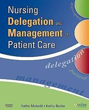 Nursing Delegation and Management of Patient Care-ExLibrary