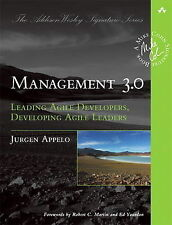 Management 3.0: Leading Agile Developers, Developing Agile Leaders (Addison-Wesl