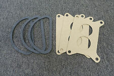 New, 340 440 Six Pack Carb Gasket Kit. 6 Pack.