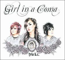 Trio B.C. [Digipak] by Girl in a Coma (CD, 2009, Blackheart Records Group)