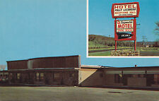 Hotel Motel Seigneurie PAPINEAUVILLE Quebec Canada Carte Postale Postcard