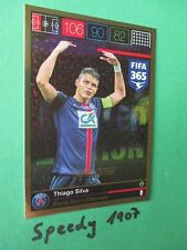 Panini Adrenalyn FIFA 365 Limited Edition Thiago Silva Limitiert Trading Card
