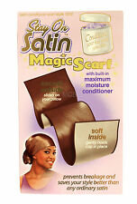STAY ON SATIN MAGIC SCARF STYLE BUILT-IN CONDITIONER TREATMENT (#1210)