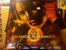 Hunger Games Songs from District 12 and Beyond OST 2xLP sealed vinyl Soundtrack