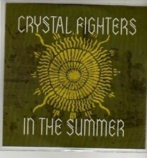 (CJ67) Crystal Fighters, In The Summer - DJ CD