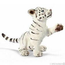 *NEW* SCHLEICH 14385 White Tiger Cub Playing - RETIRED