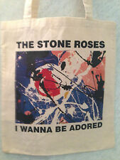 "La PIETRA ROSE ""I WAN NA BE ADORED"" cotton TOTE BAG"