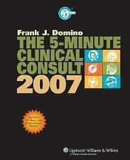 The The 5-Minute Clinical Consult, 2007 (The 5-Minute Consult Series)