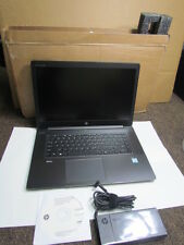 HP ZBook Studio G3 Mobile Workstation i7 i7-6820HQ 32GB 512GB SSD Quadro M1000M