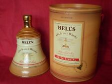 BOXED WADE BELLS WHISKY DECANTER........