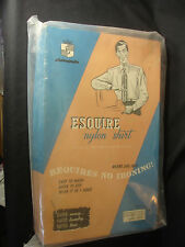 RARE Old Vtg Advertisement Collectible Esquire Nylon Shirt Box