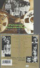 CD--FAIRPORT CONVENTION--AIRING CUPBOARD TAPES
