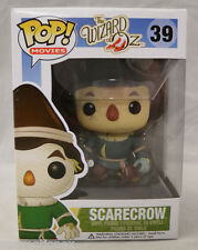 Funko POP The Wizard Of Oz Scarecrow Vinyl Figure Box Printing Error Variant