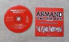 "CDS AUDIO/ARMAND VAN HELDEN PRESENTE OLD SCHOOL JUNKIES PT 2 ""THE FUNK PHENOMENA"