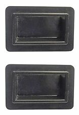 Pair of Replacement Plastic Handles for Henry Floor Console Type Amplifiers