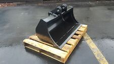 "New 36"" Volvo EC35 Excavator Ditch Cleaning Bucket"